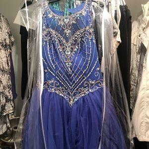 Quinceañera or prom dress